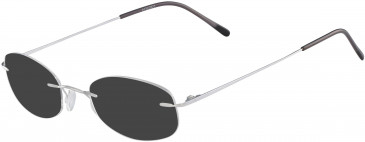 Airlock AIRLOCK SEVEN-SIXTY CHASSIS-49 sunglasses in Coffee