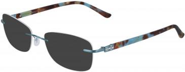 Airlock AIRLOCK GRACE 200-53 sunglasses in Mint