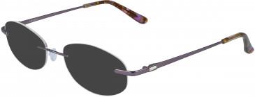 Airlock AIRLOCK GLORY CHASSIS-51 sunglasses in Lavender