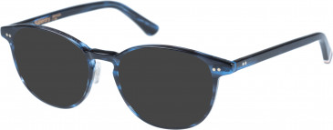 Superdry SDO-DANUJA sunglasses in Blue