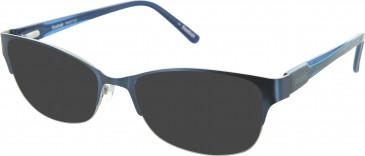 Reebok R4007 Sunglasses in Blue