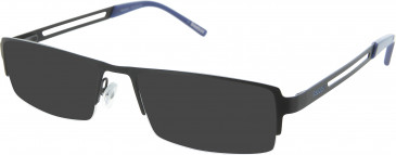 Reebok R6024 Sunglasses in Matt Black