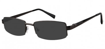 SFE Large Ready-Made Reading Metal Sunglasses