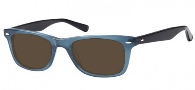 Sunglasses in Dark Blue