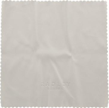 Radley lens cloth in Nude