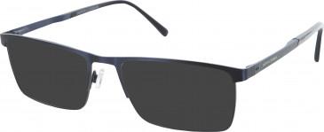 Jasper Conran JCM057 sunglasses in Matt Navy