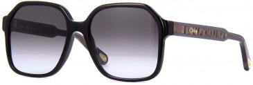 Chloé CE761S sunglasses in Black