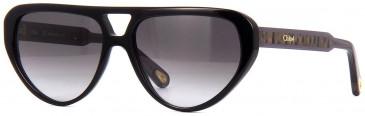 Chloé CE758S sunglasses in Black