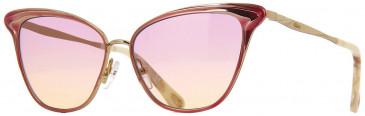 Chloé CE173S sunglasses in Gold Rose