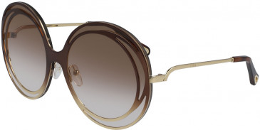 Chloé CE170S sunglasses in Gradient Brown