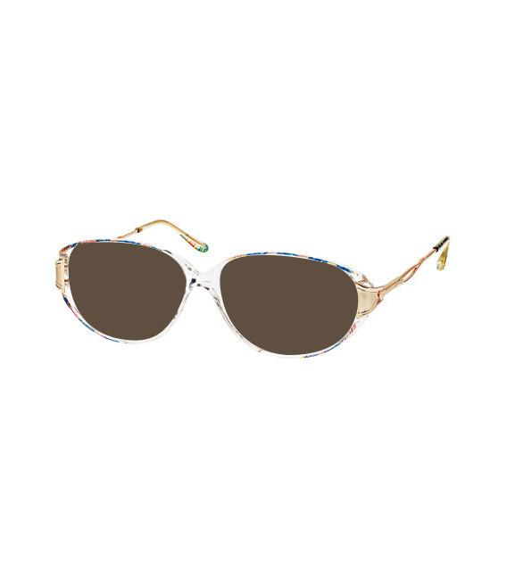 SFE-9589 Sunglasses in Brown
