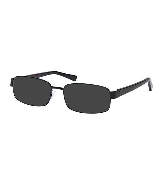 SFE-8402 Sunglasses in Gold