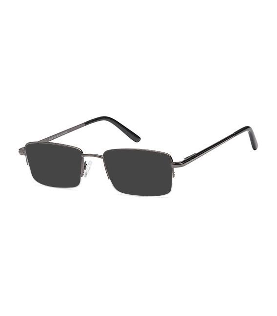 SFE-9621 Sunglasses in Gun