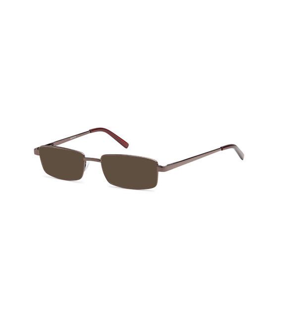SFE-0121 Sunglasses in Bronze