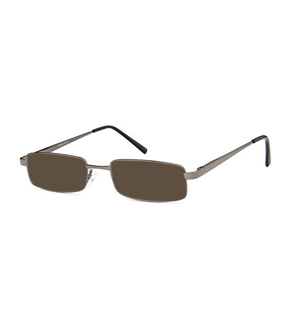 SFE-0116 Sunglasses in Gun Metal