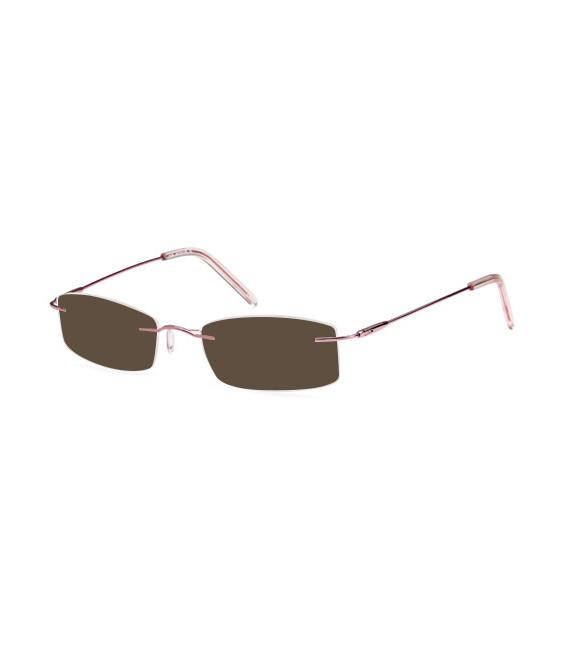 SFE-8354 Sunglasses in Gold