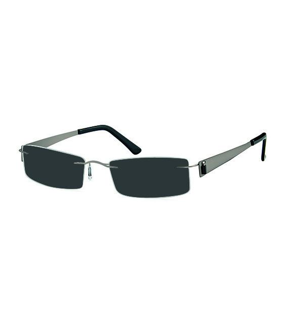 SFE-8341 Sunglasses in Gun Metal