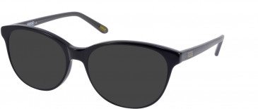 Barbour BI-035 sunglasses in Black