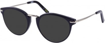 Barbour BI-032 sunglasses in Black
