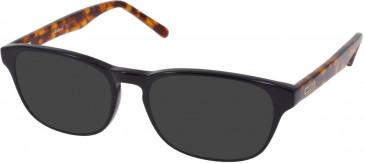 Barbour B055-50 sunglasses in Black