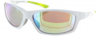 Reebok R4308 sunglasses in White