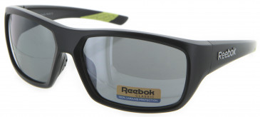 Reebok R9313 sunglasses in Matt Black