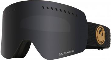 Dragon Snow Goggle DR NFXS BONUS sunglasses in Black