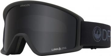 Dragon Snow Goggle DR DXT OTG sunglasses in Black/Smoke