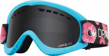 Dragon Snow Goggle DR DXS BASE Large Sunglasses