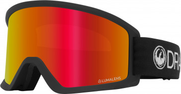 Dragon Snow Goggle DR DX3 OTG BASE ION sunglasses in Black/Red