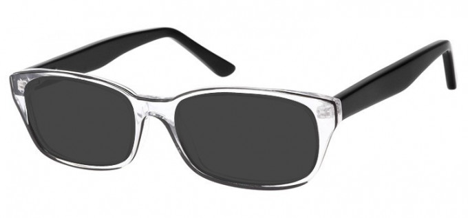 Sunglasses in Clear