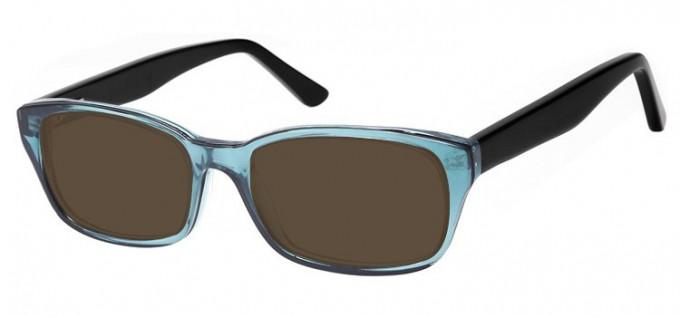 Sunglasses in Turquoise