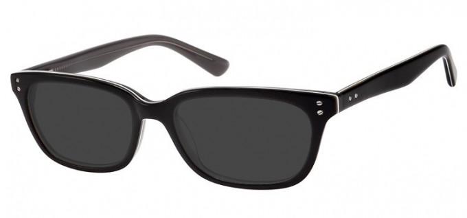 Sunglasses in Black/Grey