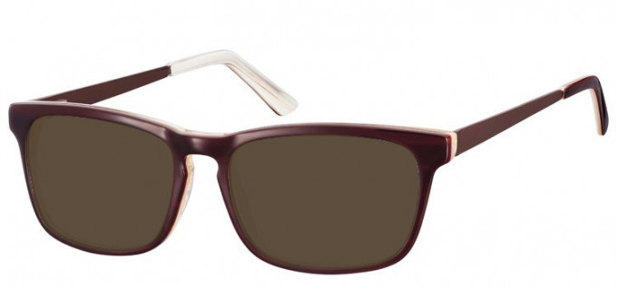 Sunglasses in Brown/Beige