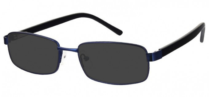Sunglasses in Matt Dark Blue