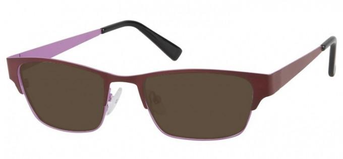 Sunglasses in Purple/Violet