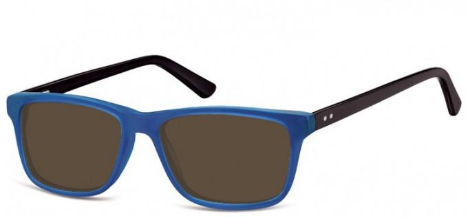 Sunglasses in Blue/Black