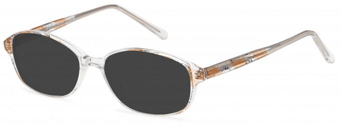 SFE glasses in Brown