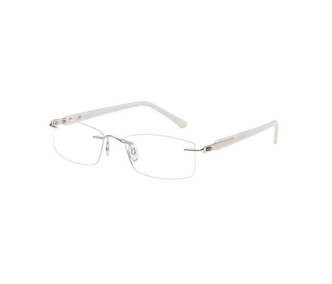 SFE reading glasses in Silver
