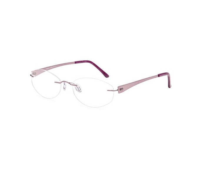 SFE reading glasses in Purple