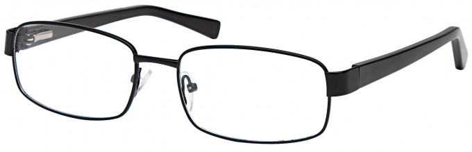 SFE reading glasses in Black