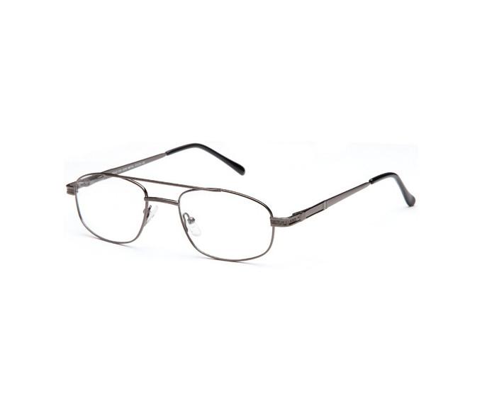 SFE reading glasses in Gunmetal