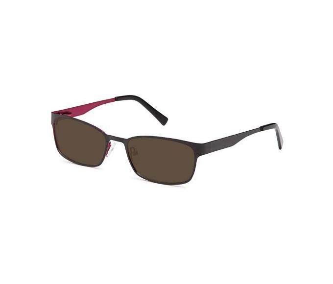 SFE sunglasses in Black/Mauve