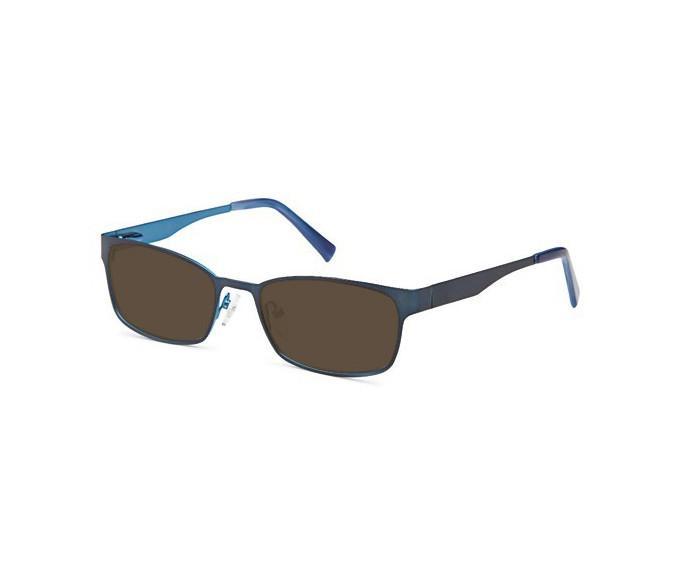 SFE sunglasses in Dark Blue/Light Blue