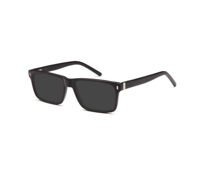 SFE sunglasses in Matt Black