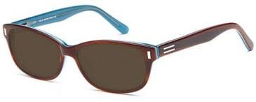 SFE sunglasses in Brown