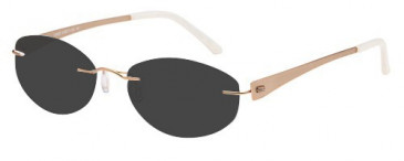 SFE (8349) Small Prescription Sunglasses
