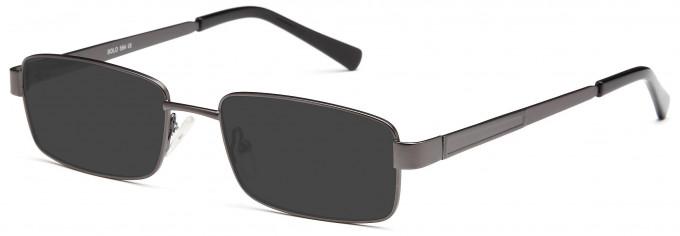 SFE sunglasses in Gunmetal