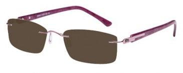 SFE Small Metal Ready-Made Reading Sunglasses