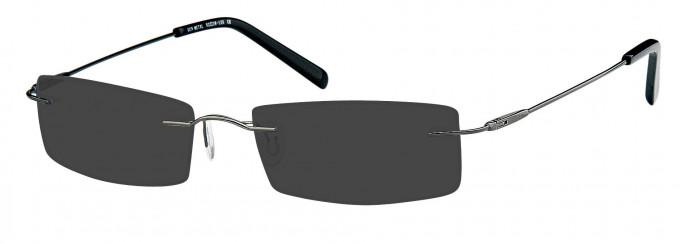 SFE reading sunglasses in Grey